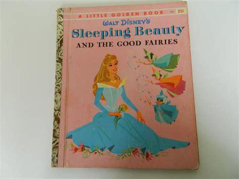 value of walt disney golden books sleeping and the fairies golden book walt