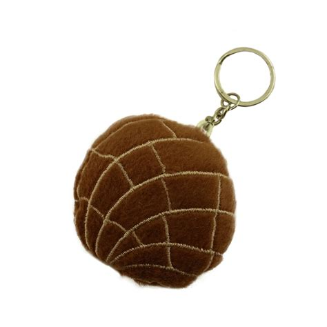Candle Decoration At Home ifavor123 com pan dulce chocolate concha plush keychain