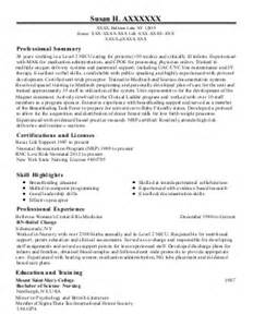 Operations Technician Sle Resume by Operations Technician Resume Exle Intel Corp Albuquerque New Mexico