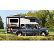 Ford Branded Aluminum Campers And Trailers Announced