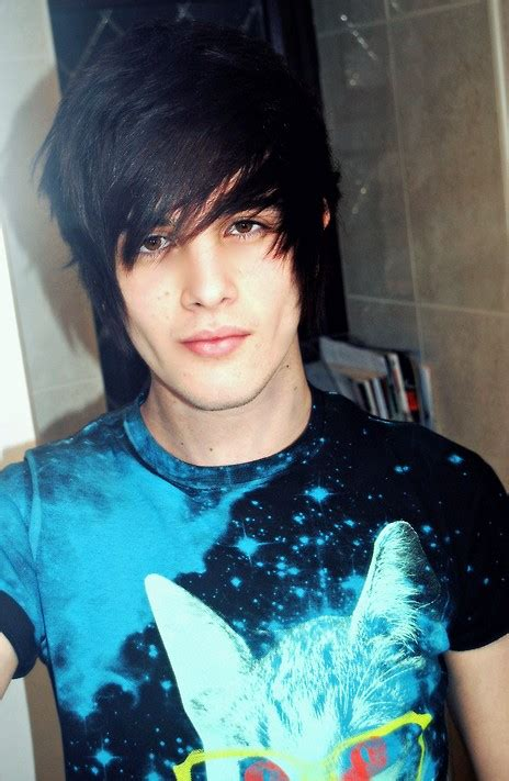 scene emo hairstyles for boys cool scene boys hairstyles jpg emo hairstyles for trendy guys emo guys haircuts