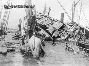What Year Did The Uss Maine Sink by The Sinking Of The Uss Maine 1898 Stmu History Media
