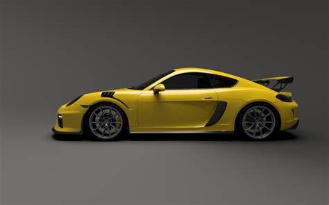 Porsche Gt4rs by Porsche Gt4 Rs Greg Thompson Automotive Design Llc