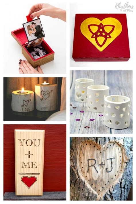 Handmade Gifts For Him Ideas - diy keepsake gifts for him or rhythms of play