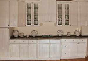 Bead Board Kitchen Cabinets Aspen Beadboard Kitchen Display Traditional Kitchen