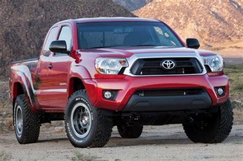 Trocas Toyotas Toyota Tacoma X Runner Prueba De Manejo Fotos