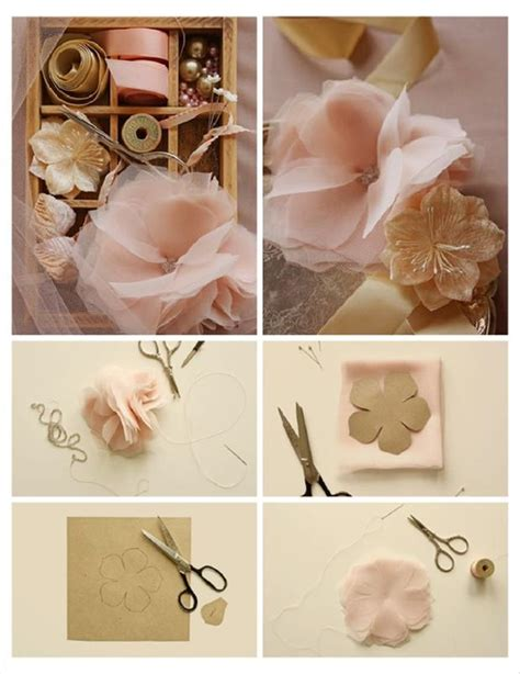 Wedding Paper Crafts - wedding craft ideas silk flowers dump a day