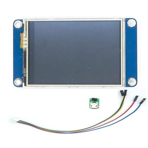 Lcd Touchscreen 2 4 quot nextion nx3224t024 hmi tft intelligent lcd touch display