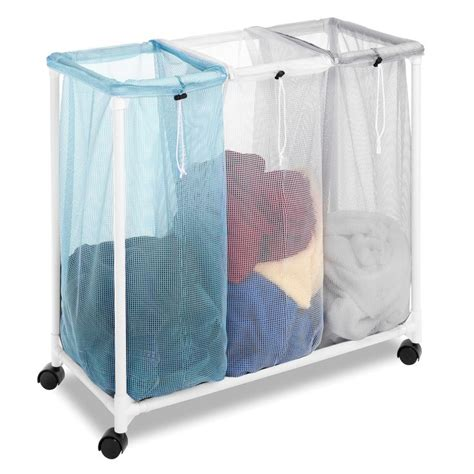 laundry her 3 sections 1000 ideas about laundry sorter on pinterest laundry
