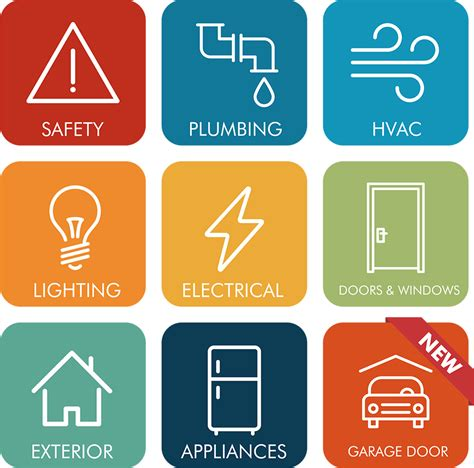 home facilities management image gallery house maintenance icons