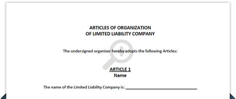 Certificate Of Organization Template Gallery Certificate Design And Template Iowa Llc Certificate Of Organization Template