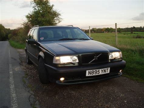 volvo 850t5r for sale volvo 850 t5 r auto estate sold 1995 on car and classic