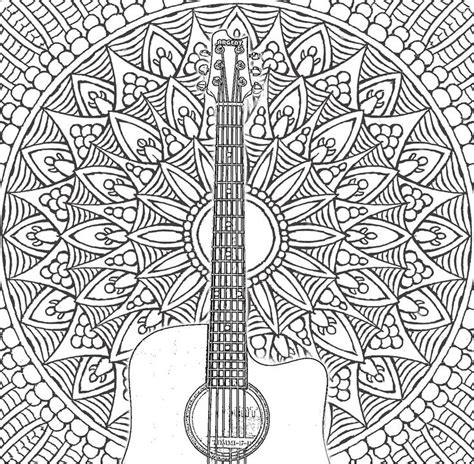 21 best images about adult coloring music on pinterest