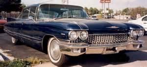Cadillac 1960 Models Cadillac History