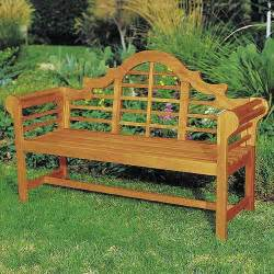 garden benches on garden benches rustic