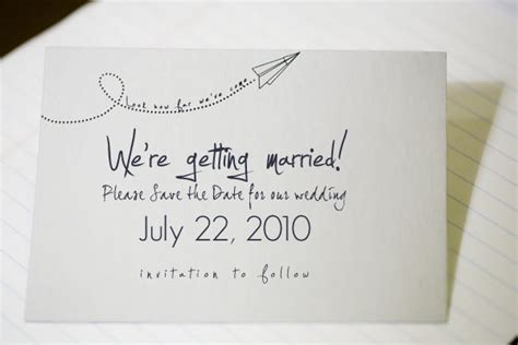 Free Save The Date Templates For Weddings
