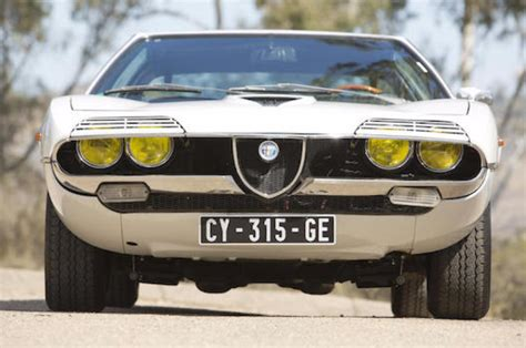 alfa romeo montreal race car of the day alfa romeo montreal at auction