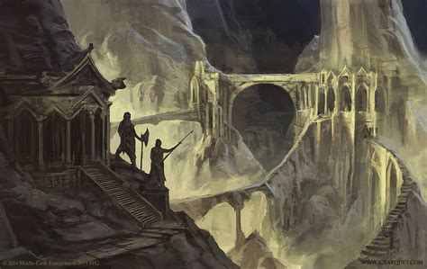 Magic Gate Of Moria Lord Of The Ring The Hobbit Tshirt mines of moria lord of the rings tcg by jcbarquet on deviantart