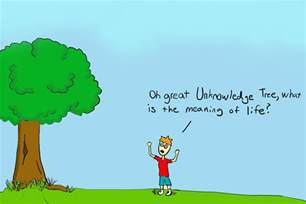 meaning of trees the meaning of the unknowledge tree