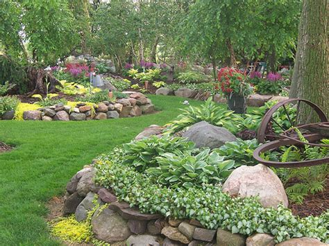 rock garden designs perennials home designs project
