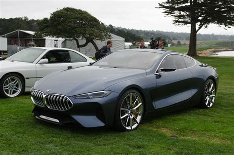 concept bmw bmw concept 8 series introduced at pebble beach