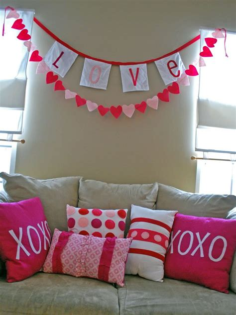 valentines home decorations decorating for valentine s day valentine ideas pinterest