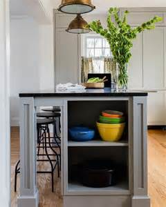 kitchen island shelves grey kitchen island with end shelves transitional kitchen