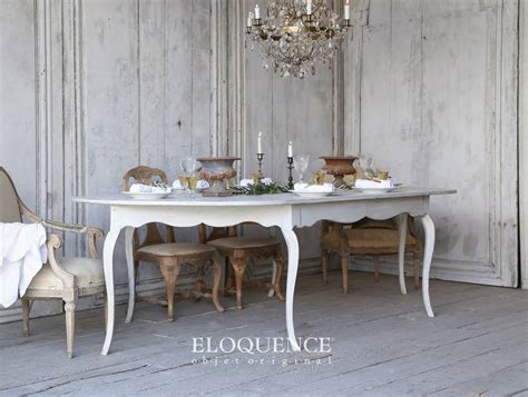 Large Antique Swedish Rococo Dining Table Circa 1900 At Rococo Dining Table