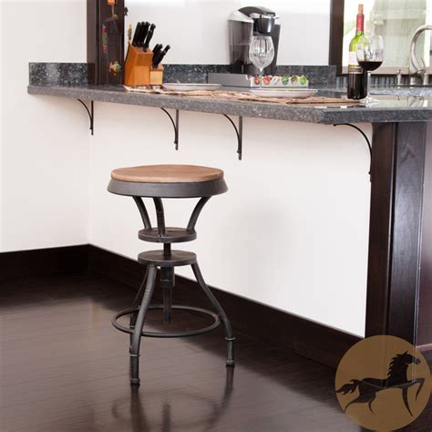christopher knight bar stool christopher knight home lucian fir top adjustable barstool