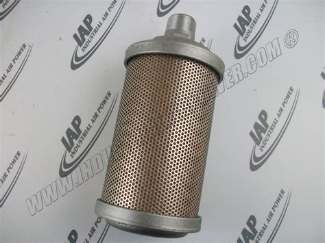 industrial air power   air muffler