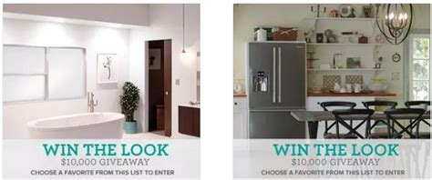 win a free kitchen makeover win a kitchen or bathroom makeover whole