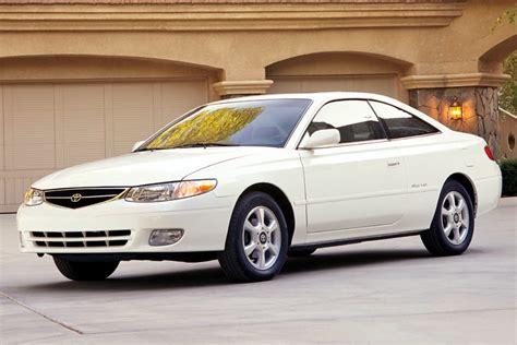 how cars work for dummies 2001 toyota solara head up display 2001 toyota camry solara overview cars com