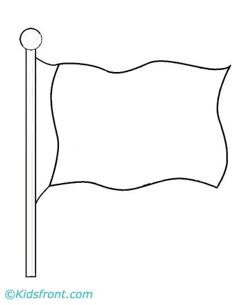 flag coloring page flag coloring pages printable