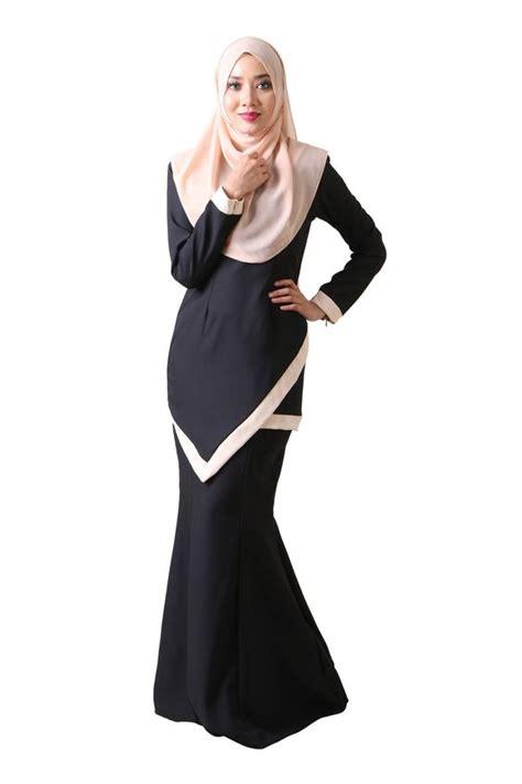 baju kurung moden yang simple baju kurung and simple on pinterest