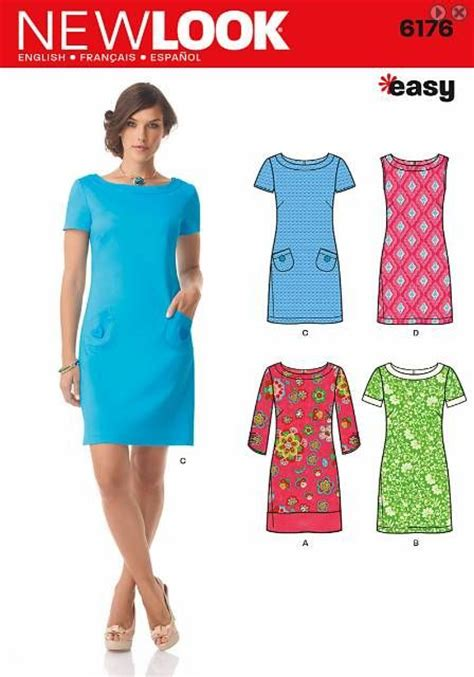 shift dress pattern uk pinterest the world s catalog of ideas