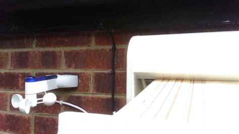somfy awning manual somfy sun sensor instructions