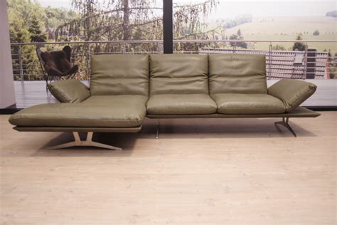 Sofa Koinor by Koinor Modell Francis Eckgarnitur Pl Er In Leder B Buffalo