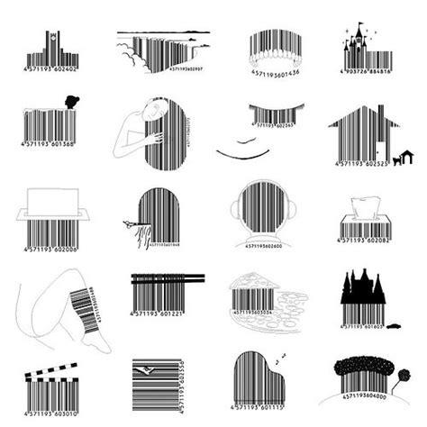 オシャレを楽しむバーコードとオシャレなデザインバーコード shoplier amp japanese barcode