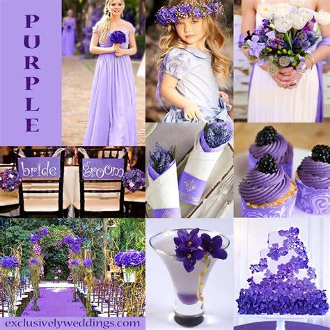 wedding colour themes purple purple wedding color combination options purple