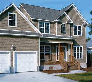 Cedar Shake Siding Vinyl Add Value To Your Home S Exterior With The Authentic