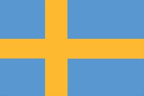 sweden flag liberty flag banner