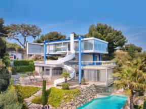 cool houses dude this house is so cool love weird modern houses water slides pinterest modern houses
