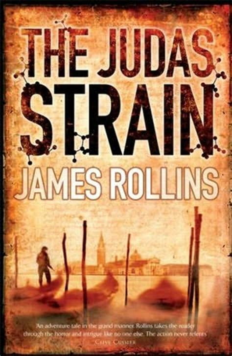 the judas strain sigma book 4 by rollins