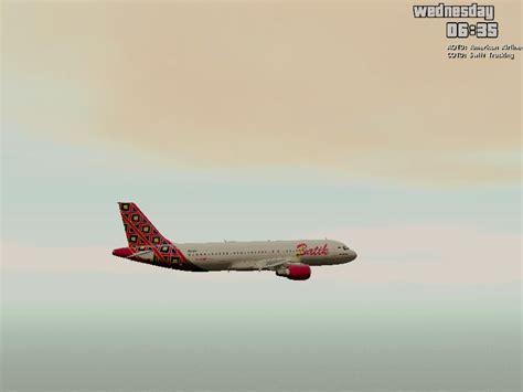 batik air owner gta san andreas batik air airbus a320 mod gtainside com