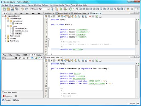 tutorial easy uml netbeans generate java source from uml class diagram in netbeans