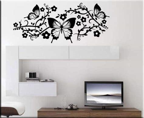 fiori adesivi per pareti adesivi murali fiori il meglio design degli interni
