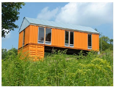 shipping container cabin shipping container homes june 2012