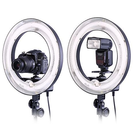 5500k Light by Neewer 400w 5500k Ring Fluorescent Flash Light Ebay