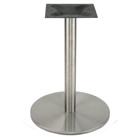 540 stainless steel table base
