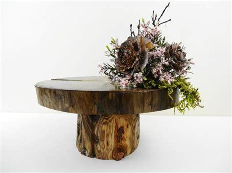 wedding centerpiece stands 9 quot 9 5 quot wooden pedestal tree stand wedding decor cake